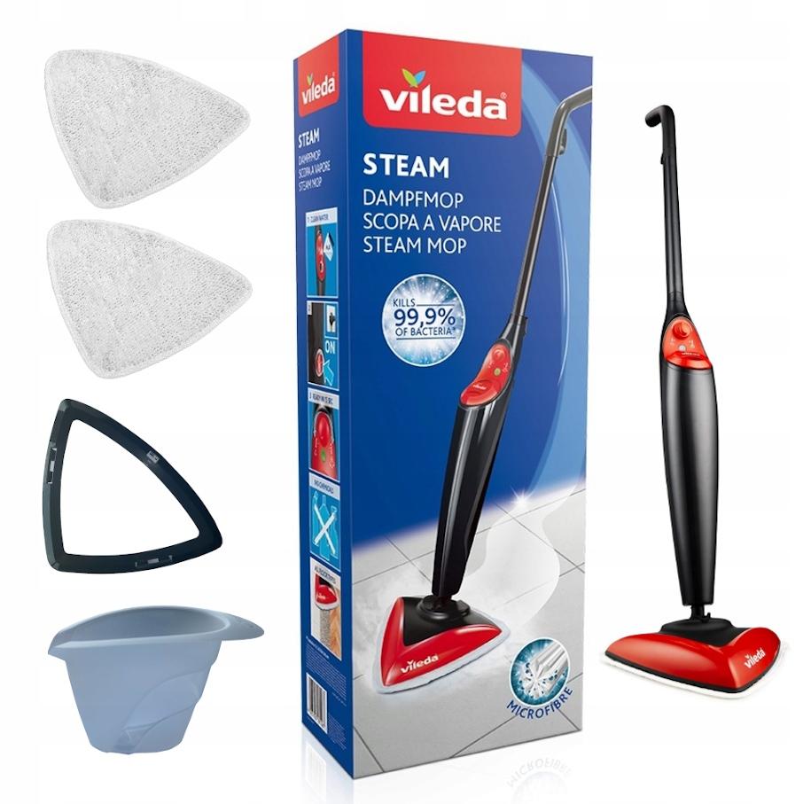 Mop parowy vileda steam 1550w allegro smart_week