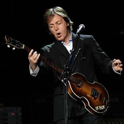 DARMOWE koncerty online - Ed Sheeran, Muse, Paul McCartney, The Who i wielu innych
