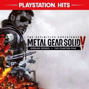 Metal Gear Solid V: The Definitive Experience w PlayStation Store