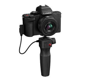 Aparat Panasonic DC-G100 z obiektywem 12-32mm oraz statywem @OleOle!