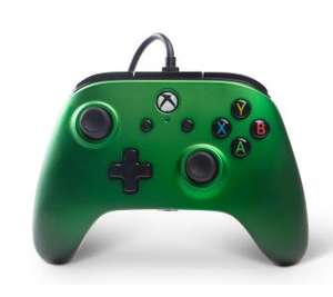 PowerA Xbox One Enhanced Emerald Fade