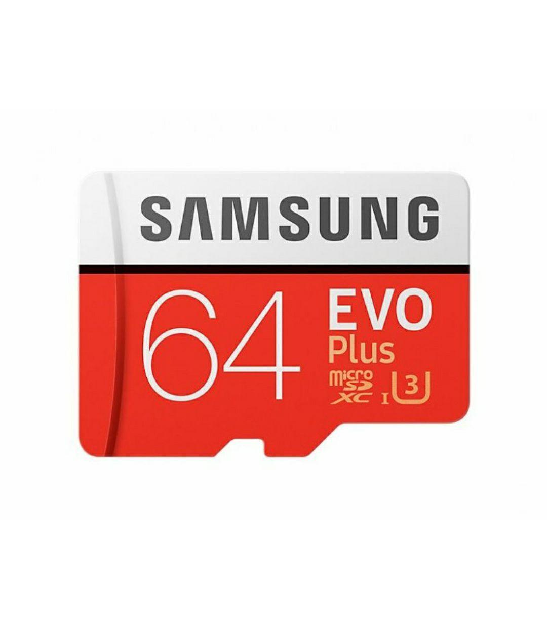 Karta microSD Samsung 64GB Evo Plus