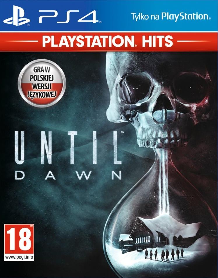 Until Dawn PL Dubbing PS4 / Nowy