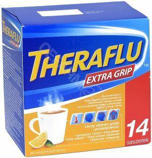 Theraflu Extra Grip x 14 sasz