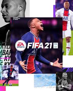 FIFA 21 na PS4, Xbox One oraz PC (+darmowy upgrade do PS5 i XsX) @Euro
