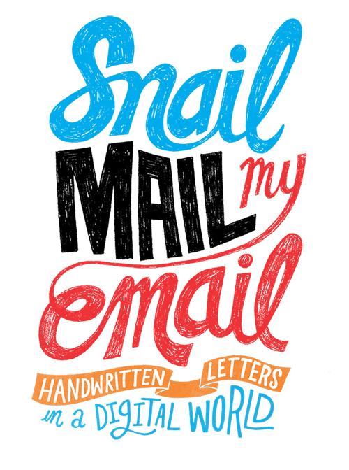 DARMOWY odręczny list do znajomego, rodziny itp. @ snailmailmyemail.org