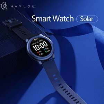 Haylou Solar LS05 (xiaomi youpin) Fitness Tracker - $31.99 + $2.5