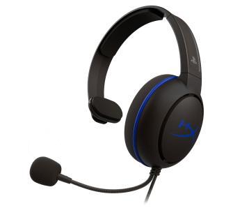 Słuchawka z mikrofonem HyperX Cloud Chat PS4 HX-HSCCHS-BK/EM