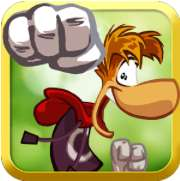 Rayman Jungle Run za 50 groszy @ Google Play