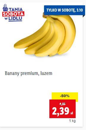 Banany @Lidl