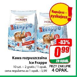Kawa rozpuszczalna (mrożona) Ice Frappe Mokate 12szt./opak. @Dino