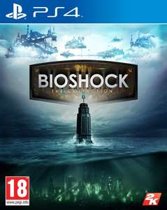 Bioshock: The Collection [Playstation 4/Xbox One] za ~149zł z dostawą @ Bol.com