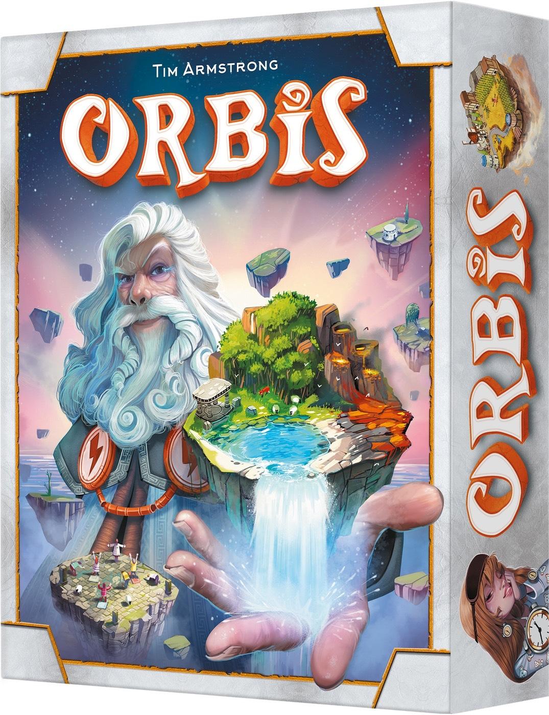 Orbis, Kraina lodów - gra planszowa Empik
