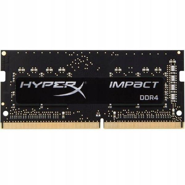 Pamięć RAM Kingston Impact DDR4 8GB 2666CL15 SO-DIMM ( HX426S15IB2/8 )