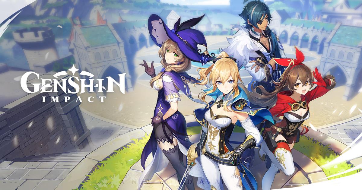 Genshin Impact - Darmowe 60 Primogemów oraz 10 tys. Mori! / PC, PS4 Oraz Mobile