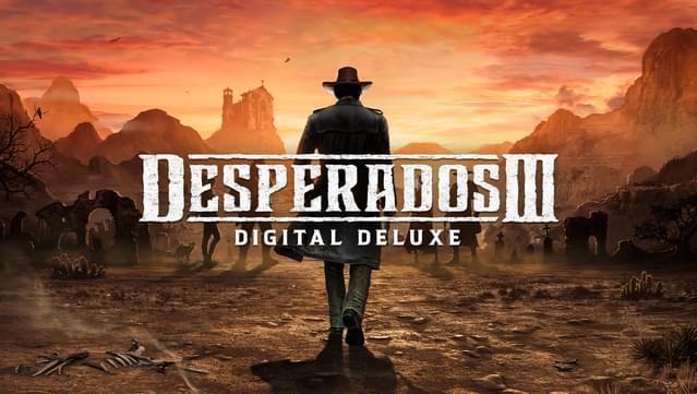 Desperados III Digital Deluxe Edition na GOG.com bez DRM