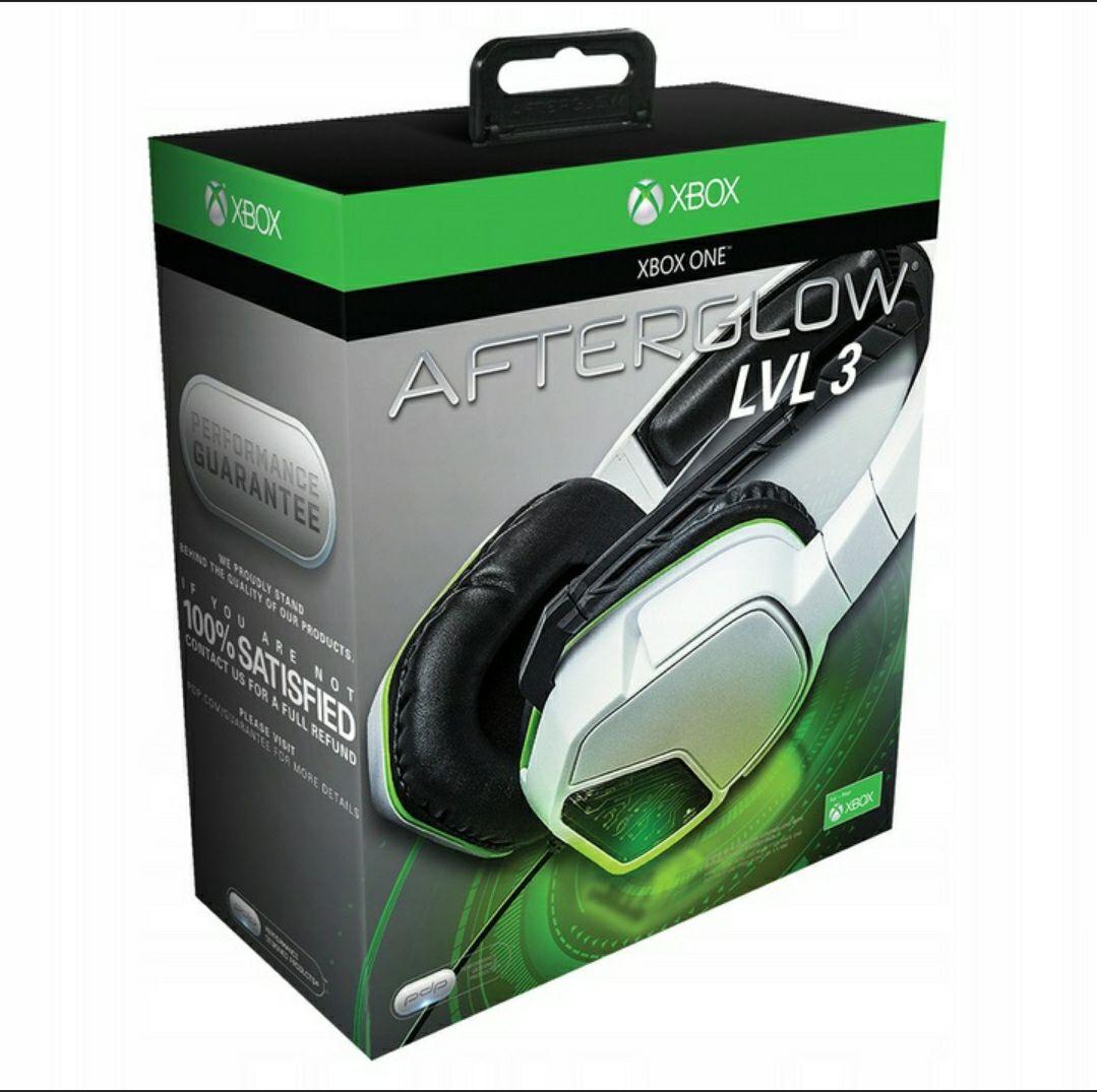 Słuchawki Xbox One LvL.3 White / Białe PDP