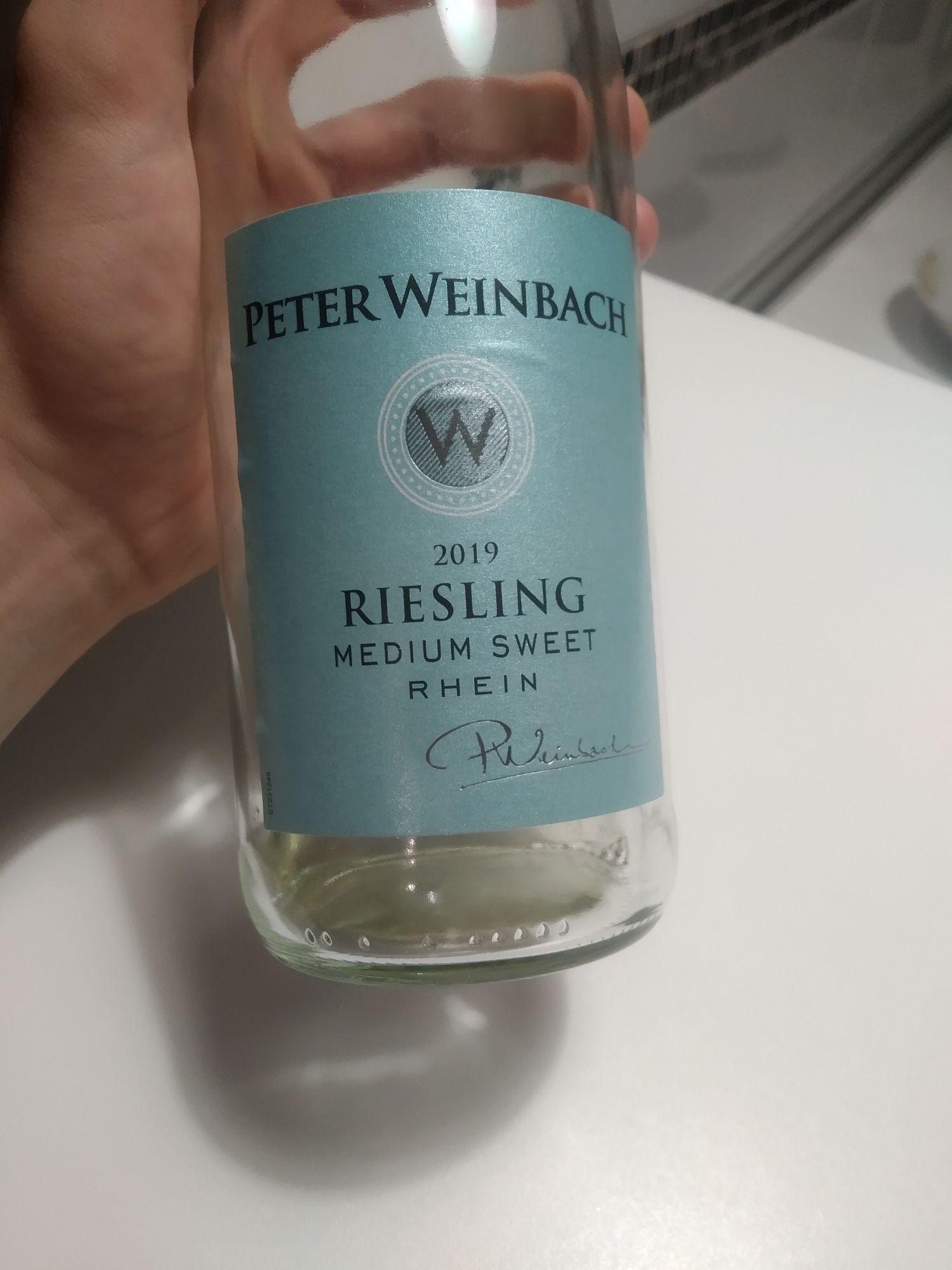 Wino Weinbach Riesling (lepsze od wielu za 50+ złotych), przy zakupie 2szt. @ Biedronka