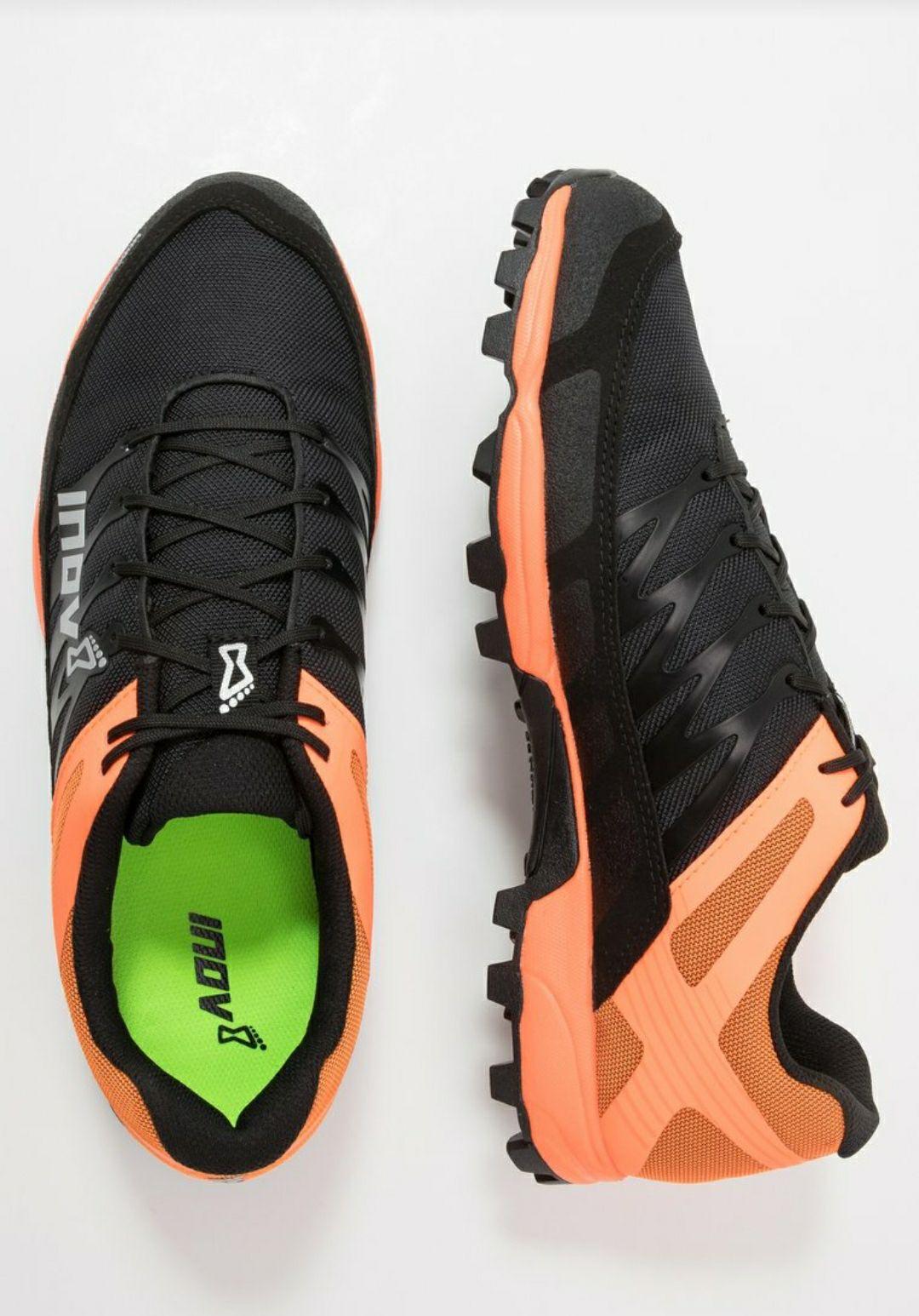 Inov-8-MUDCLAW™ 300 - Obuwie do biegania Szlak - black/orange