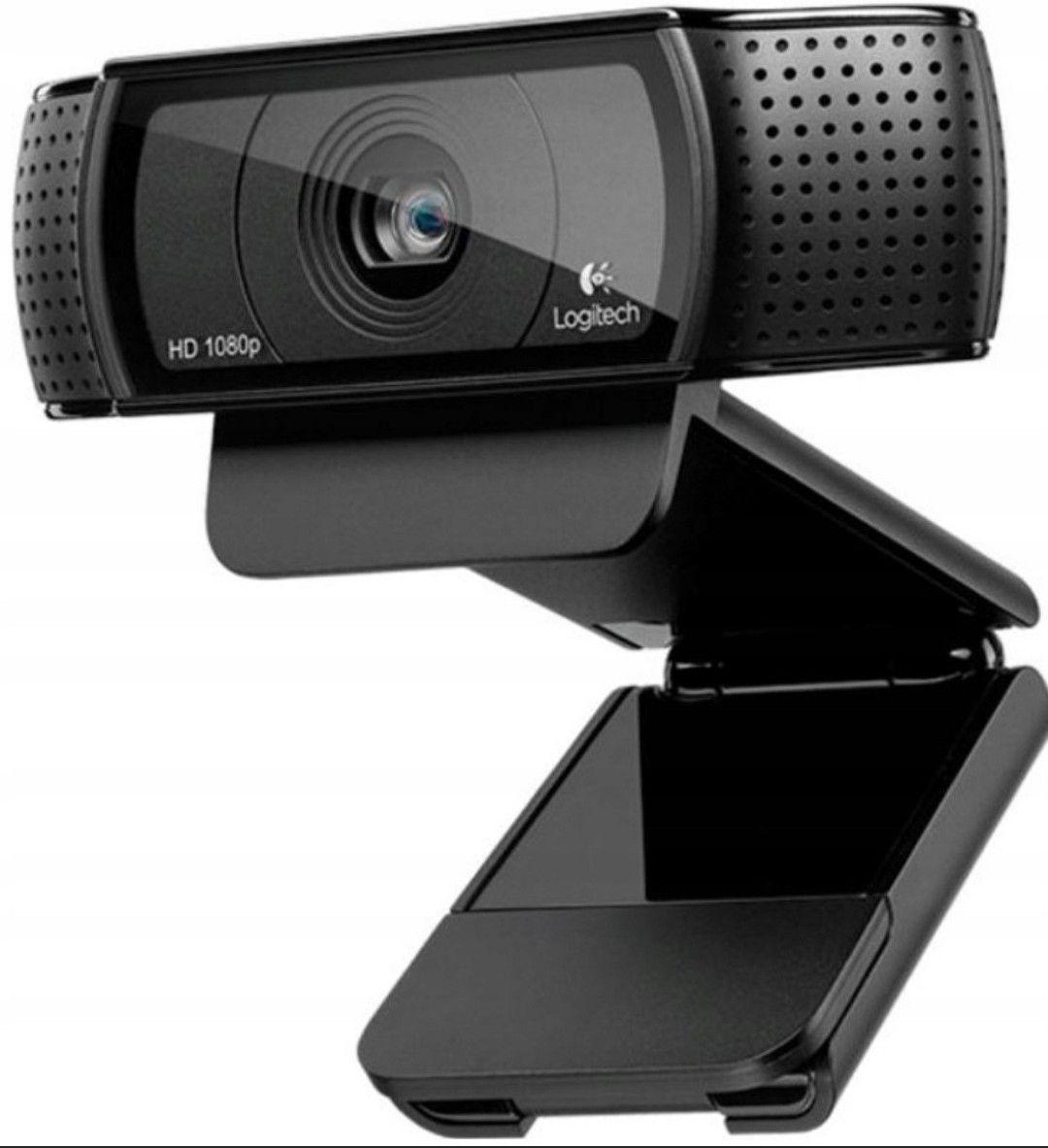 Nowa Kamera LOGITECH HD Pro Webcam C920