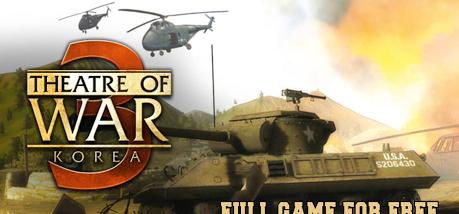 Theatre of War 3: Korea @ IndieGala