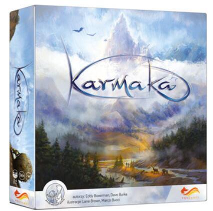 Gra strategiczna Karmaka FoxGames