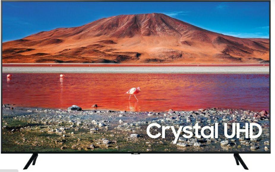 Telewizor Samsung 43 UE43TU7072U 4K Smart TV Wi-Fi