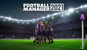 Football Manager 2021 PC (Steam)