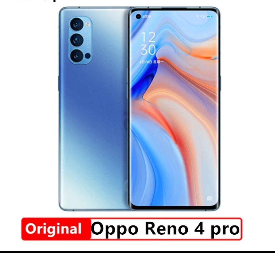 Oppo Reno 4 Pro 5G 12/256 Niebieski/Czarny US $687.65 Opis