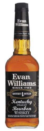 BURBON WHISKEY EVAN WILLIAMS BLACK 0,7