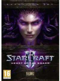 Starcraft II 2: Heart of the Swarm (PC/Mac - Battle.net) za ok. 26zł @ CDkeys