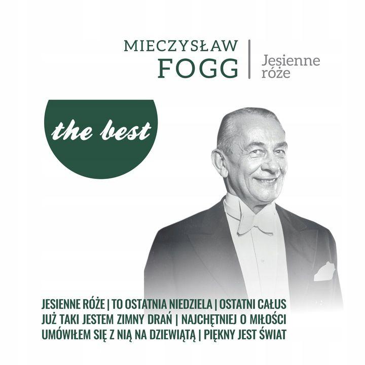 Mieczysław Fogg The Best: Jesienne róże, winyl, odb.os.0zł