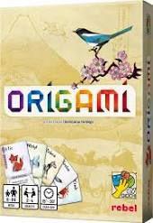 Origami - gra planszowa/karciana
