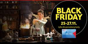 Black friday 25-27.11 @ Tesco Clubcard