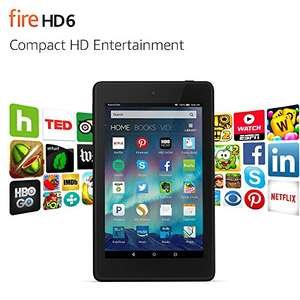 "BLACK FRIDAY @AMAZON TABLET Fire HD 6"" HD, 8 Gb"