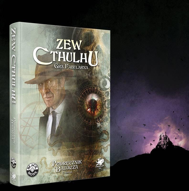 Black Monk Zew Cthulhu: Podręcznik badacza