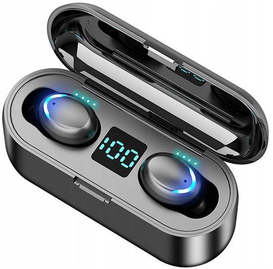 Słuchawki bezprzewodowe F9T