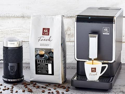 Ekspres automatyczny do kawy Mk Barista 8300 przy zakupie kawy o wartości 150 PLN