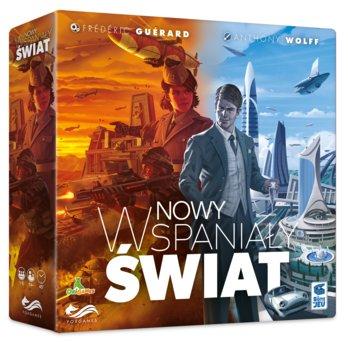 Nowy Wspaniały Świat Gra Planszowa Fox Games