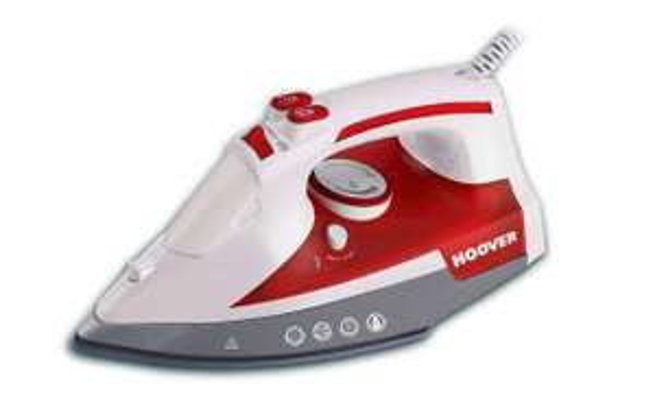 Żelazko Hoover TIM2500EU 011, 35g/min, 2500W