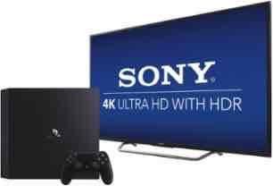 Sony KD-55XD7005+PS4 PRO