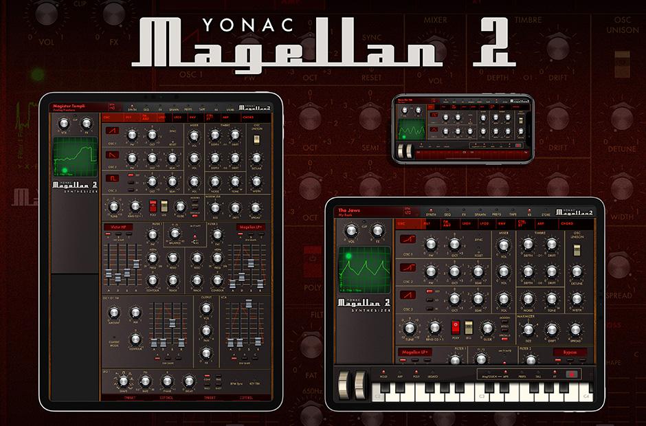 Wszystkie aplikacje muzyczne od YONAC po 4,99 PLN !!! (iPhone / iPad / iOS / iPadOS)
