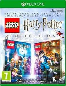 LEGO® Harry Potter™ Collection (Xbox One) Ms store Brazylia