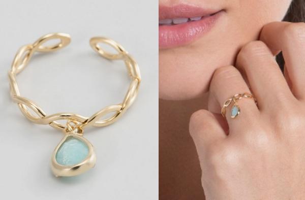 Biżuteria Moonstone w @ZalandoLounge - przykłady
