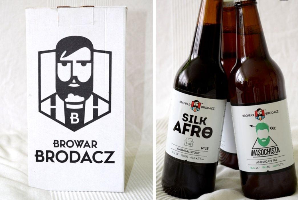 Browar Brodacz piwa kraftowe (rzemieślnicze)