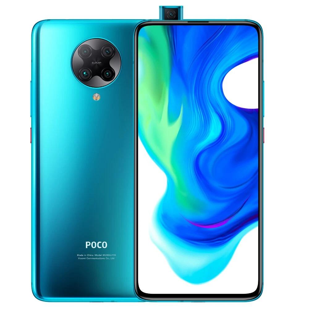 Xiaomi POCO F2 Pro 6/128GB Neon Blue ze sklepu x-kom.pl