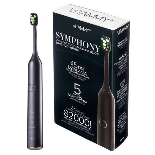 Szczoteczka soniczna do zębów VITAMMY Symphony