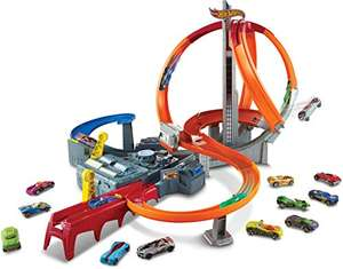 Zestaw Hot Wheels CDL45 za 204zł @ Amazon