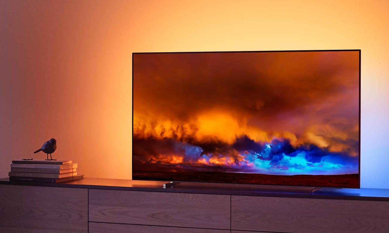 TV Philips 65 OLED804