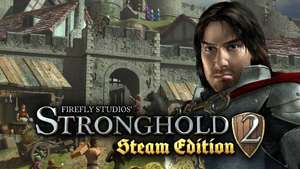 The Stronghold Collection (5 gier) STEAM 4,99EUR